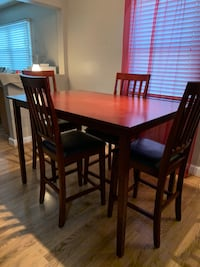 Cherry wood table  Norfolk, 23503