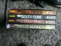 Maze Runner Book series Fort Myers Beach, 33931