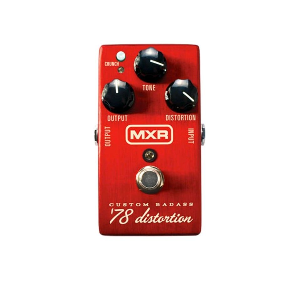 MXR CUSTOM BADASS 78 DISTORTION fa69b9c1-5996-431c-9d91-74e55c453217