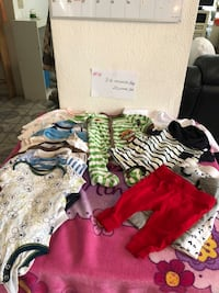 Bundle 3-6 month boy set  2345 mi