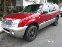 Mercury - Mountaineer - 2002 Philadelphia, 19120