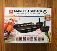 Atari Flashback 6 Classic Game Console with 100 Games Catonsville, 21228