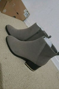 BRAND NEW SUEDE BOOTIES Mississauga, L4W 3S8