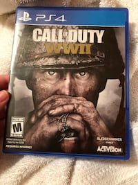 Call of duty WW2 ps4 game  Cookeville