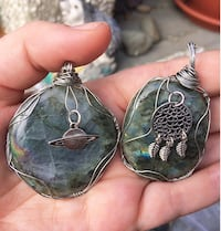 Labradorite Necklaces  Nanaimo, V9R 4L6