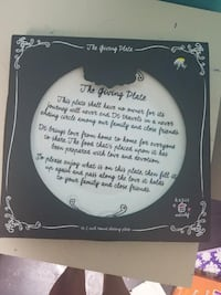 The Giving Plate Bonaire