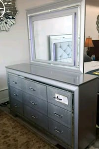 Brand New LED Lighting Bedroom Set $0 Down Payment New Port Richey, 34652