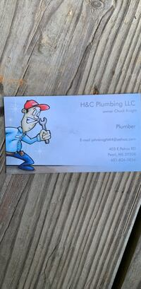 Plumber's needed! Pearl