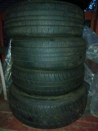 Four used car tires Detroit