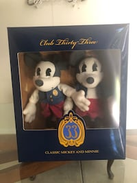 Limited Edition Club 33 Minnie and Mickey Los Angeles, 90019