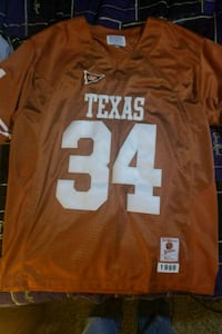 Ricky Williams Game Jersey Brownwood, 76801