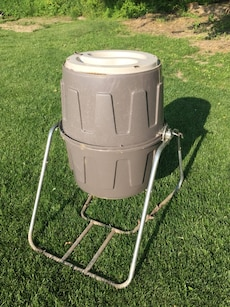 Suncast Tumble Composter, used for sale  Walworth, WI