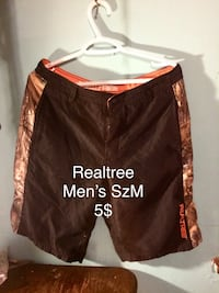 brown and red leather shorts Hamilton, L8L 6M8