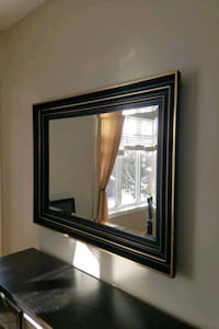 Pottery Barn Mirror Solid Wood