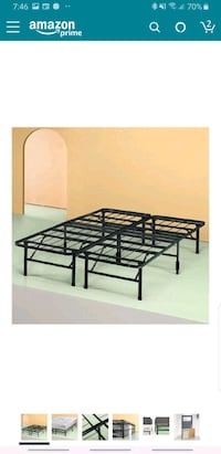 King sized bed frame Midlothian, 23113