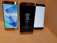 FIRM PRICE - SAMSUNG GALAXY S7 EDGE BLACK - GOLD - SILVER 32GB *UNLOCKED TO ALL CARRIERS* *GOOD CONDITION* Mississauga