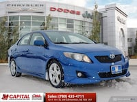 2010 Toyota Corolla XRS | 5-Speed Manual |