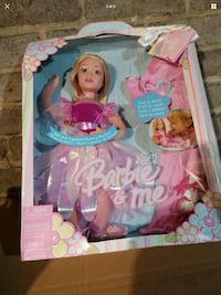 NEW Barbie & ME AND DRESS doll Fashion Set Mattel Toronto, M6P 3C4