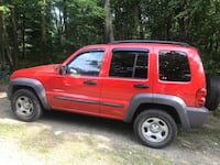2004 Jeep Liberty Youngstown