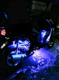 Kiatong scooter, mint, led lights, and 50cc. Pasadena, 21122