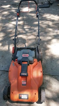 As is Black and decker 36v self propel