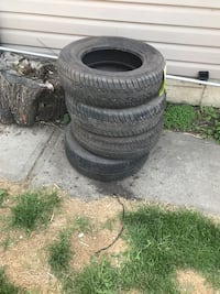 175/70/R13 tires. $40.00 pick up only Edmonton, T5L