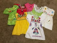 Mexican style dresses Greeley