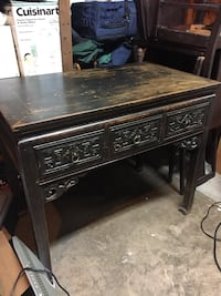 Chinese antique table Chantilly, 20151
