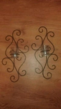 Wall Candle Holders Spruce Grove, T7X