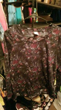 red and black floral dress Fayetteville, 28304