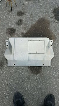 Oil filter and transfer case skid plate Acton, L7J 1W2