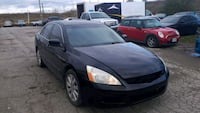 Honda - Accord - 2006 554 km