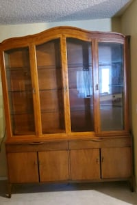 Buffet and Hutch China Cabinet Calgary, T2Z 4S4