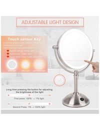 Brand new LED Makeup Mirror-10x Magnifying Halethorpe, 21227