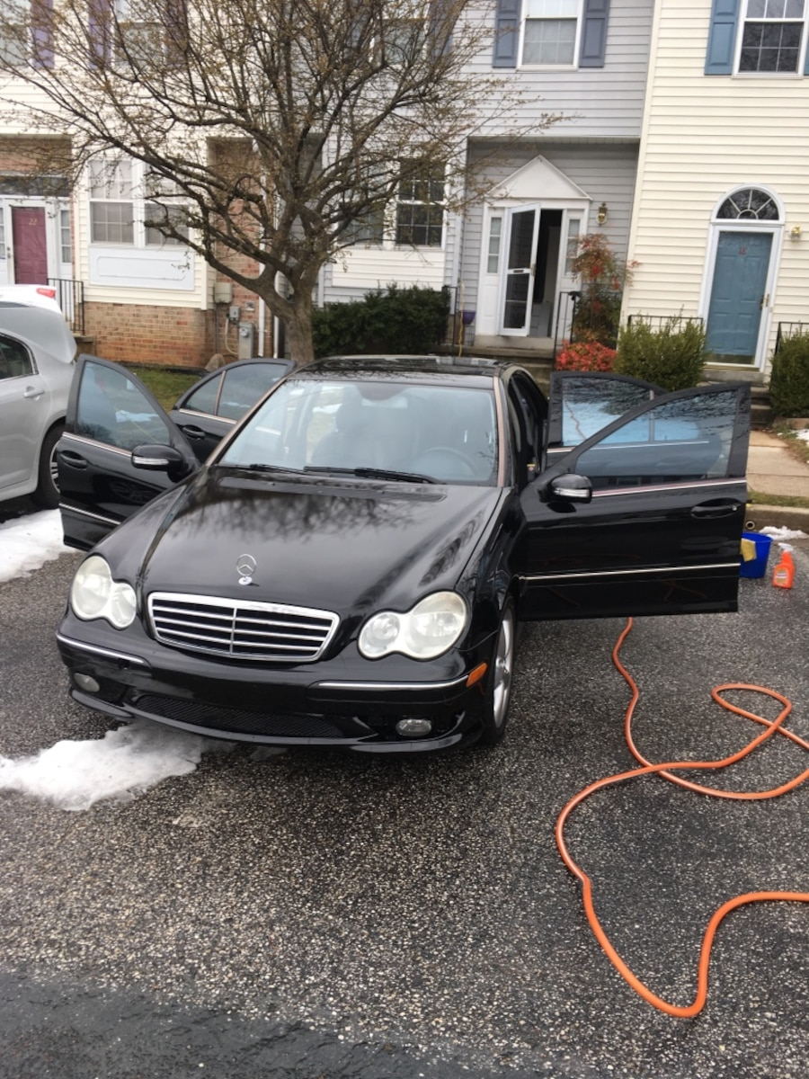 2006 Mercedes Benz C230 Sport In Owings Mills Letgo