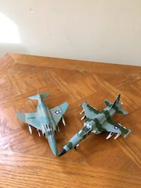 US Navy & USAF fighter jets very high quality never played!