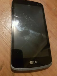 black LG android smartphone screenshot Winnipeg, R3E 0N2