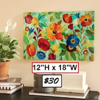 AJ-BRAND NEW- 'Summer Floral' Print Mississauga