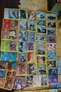 Pokemon cards good condition,and lunch box Las Vegas, 89119