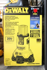 Dewalt DCL070 Large LED area light Cape Coral