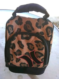 brown and black camouflage backpack Ontario, 91764