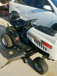 black and white ride on mower Cape Coral, 33909