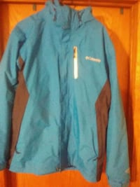 Womens xl Columbia jacket  Sioux Falls, 57103