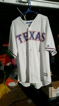 Rangers Jersey Minneapolis, 55426