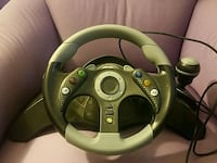 Xbox 360 steering wheel, with original box  Cockeysville, 21030