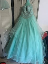 Quinceanera gown Lake Alfred