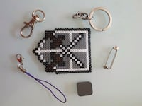 Escudo hama beads  Madrid, 28020