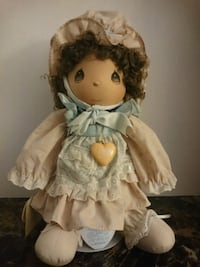 white and brown dressed doll Pittsburgh, 15205