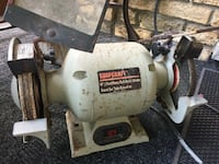 6 inches Bench grinder heavy duty or best offer Hamilton