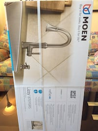 Brand new Moen faucet Lizzy 87519srs $200 Mississauga, L5K 1T4